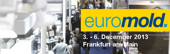 We are at EuroMold 2013