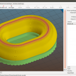 Brand new 3D toolpath preview in Slic3r 1.2.7