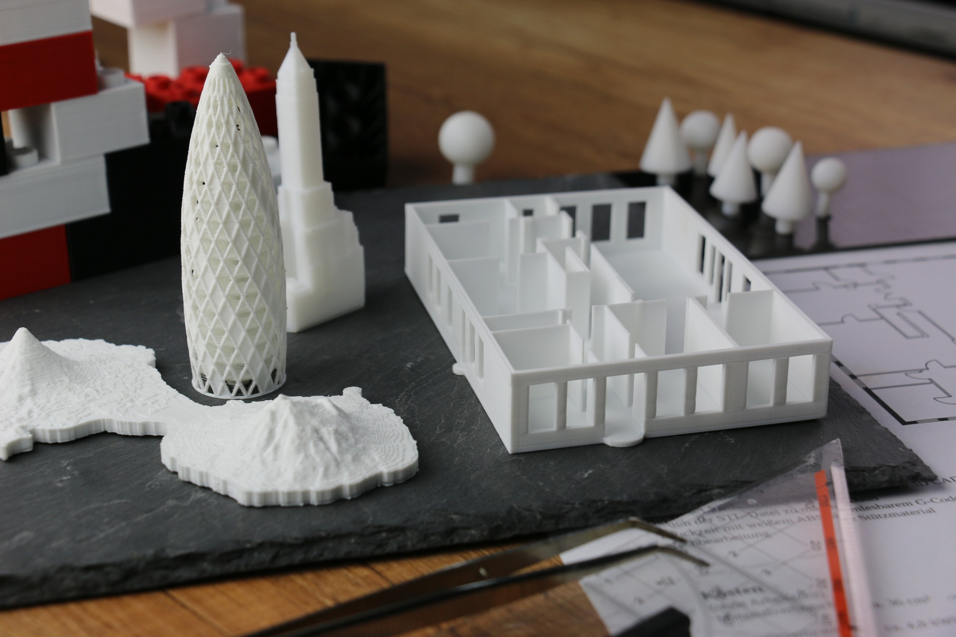 Architecture/ Model Making